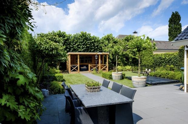 onderhoudsvriendelijke tuin aanleggen utrecht