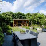 Moderne tuin Utrecht